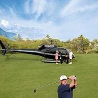 Heli Golf Hawaii