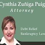 Cynthia Zuniga Puig, San Antonio Bankruptcy Lawyer