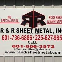 R & R Sheet Metal, Inc.