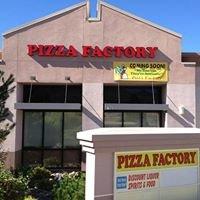 Pizza Factory Reno North Valleys