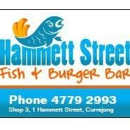 Hammett Street Fish and Burger Bar
