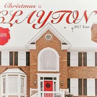 Christmas in Clayton Art & Home Tour