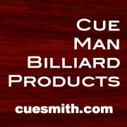 Cue Man Billiard Products