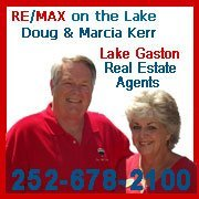 Invest in Lake Gaston Real Estate with Doug & Marcia Kerr