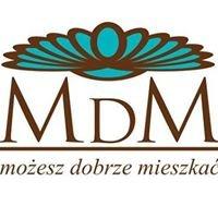 MDM-firany, dekoracje, projektowanie wnętrz