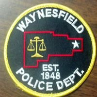 Waynesfield PD