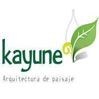 Kayune Arquitectura de paisajes