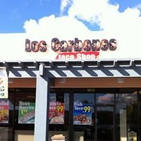 los carbones taco shop