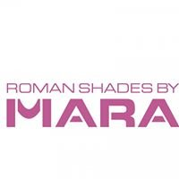 Roman Shades by Mara