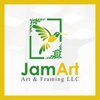 JamArt   Art & Framing