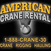 American Crane Rental Inc.