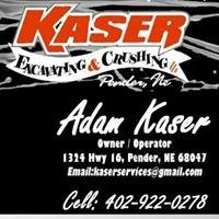Kaser Excavating & Crushing