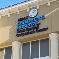 Miami Children's Hospital West Kendall Center