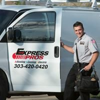 Express Pros Heating Cooling  Electric