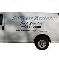 A Clear Choice Pool Service