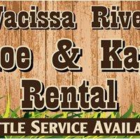 Wacissa River Canoe & Kayak Rental