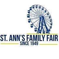St. Ann's Family Fair