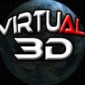 VIRTUAL3D,Grafično oblikovanje