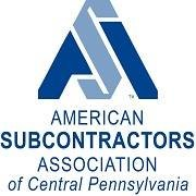 American Subcontractors Association of Central PA
