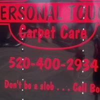 Personal Touch Carpet Care