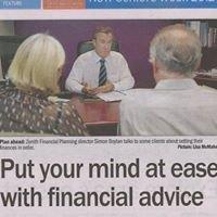 Zenith Financial Planning P/L