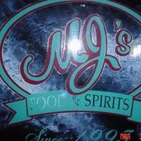 MJ's Food & Spirits