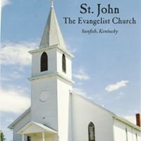St. John The Evangelist Catholic Church-Sunfish, Ky