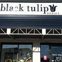 Black Tulip Design