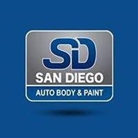 San Diego Auto Body & Paint