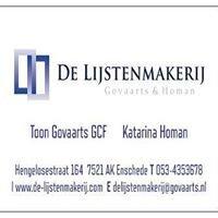 De Lijstenmakerij Govaarts&Homan