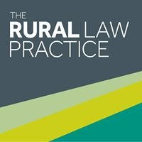 The Rural Law Practice