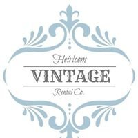Heirloom Vintage Rental Co.