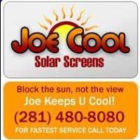 Joe Cool Solar Screens & Accent Windows
