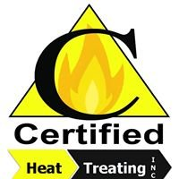 Certified Heat Treating Inc.