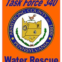 Armstrong County Task Force 340 - Water Rescue