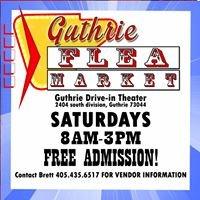 Guthrie flea market