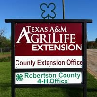 Robertson County Agricultural News & Events