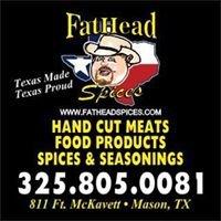 Fathead Spices