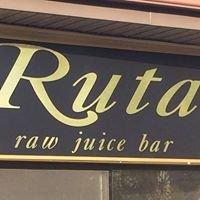 Ruta raw juice bar