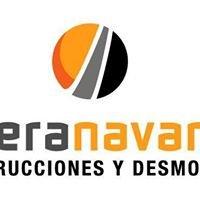 CONSTRUCCIONES Y DESMONTES RIBERA NAVARRA S.A.