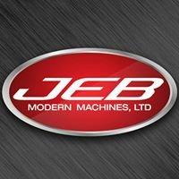 JEB Modern Machines, Ltd.