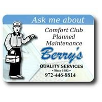 Berry's Air Conditioning and Heating | Lewisville, TX