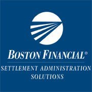 Boston Financial's Settlement Administration Solutions