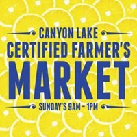 Canyon Lake Certified Farmers Market