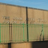 John Peter Tetard JHS 143 - Bronx, NY 10463