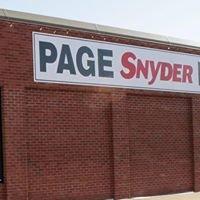 Page Snyder Drug