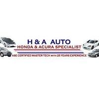 H & A Auto