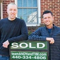 Andrew O'Conke and Timothy Brown, Realtors