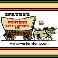 Sprung's Western Tent & Awning Ltd.