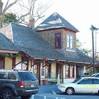 Chesapeake Beach Railway Station